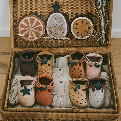 Kindermusthaves - Summer booties!