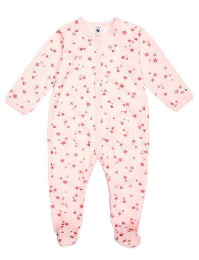 e742d773756 Deze tricot pyjama is gemaakt van katoen met lycra en is verkrijgbaar in de  maten 56-62 t/m 80-86. De pyjama sluit met een knoopsluiting en de broek  heeft ...