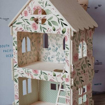 Kindermusthaves - PRE ORDER: Lovely doll house!