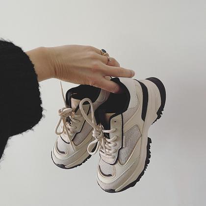 Kindermusthaves - Combi-sneakers!