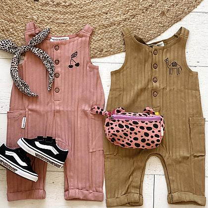 Kindermusthaves - Summer jumpsuits!