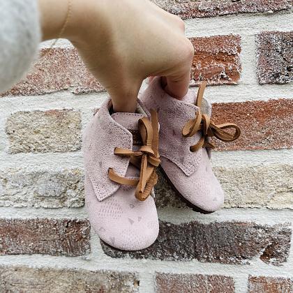 Kindermusthaves - Hippe babyschoenen van Shoesme!