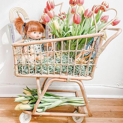 Kindermusthaves - Het winkelwagentje van Poppie Toys!