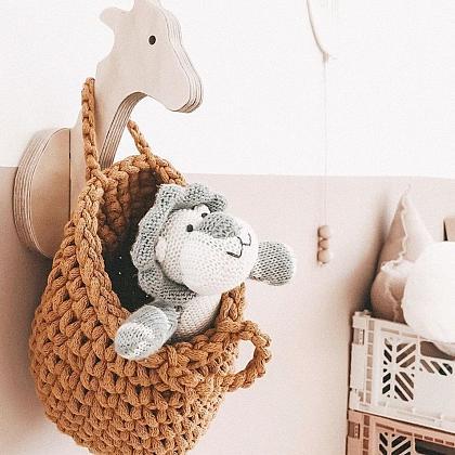 Kindermusthaves - Mooie houten dieren wandhaken!