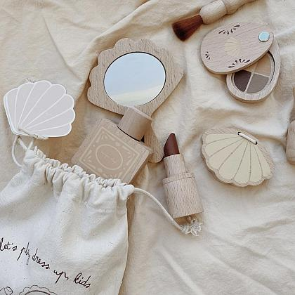 Kindermusthaves - Houten beauty set!