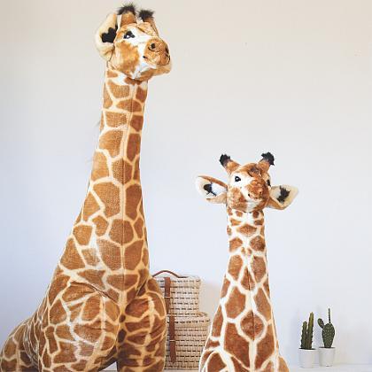 Kindermusthaves - Knuffel giraffes!