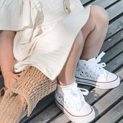 Kindermusthaves - Budget sneakers!
