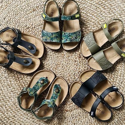 Kindermusthaves - Toffe sandalen voor de boys!