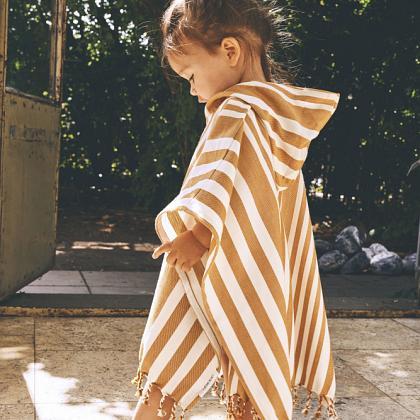 Kindermusthaves - De leukste poncho's van Liewood!