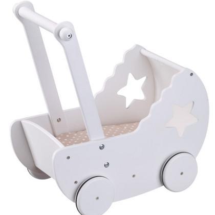 Kindermusthaves - Unieke poppenwagen!