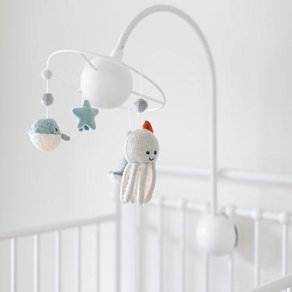 Kindermusthaves - De Baby Mobile Ocean!