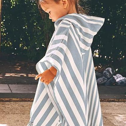 Kindermusthaves - Yeah! Poncho's in de sale!