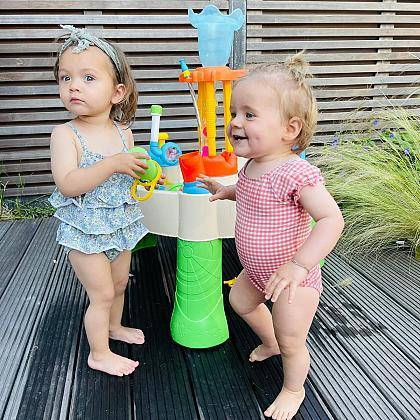 Kindermusthaves - De Watertafel van Little Tikes!