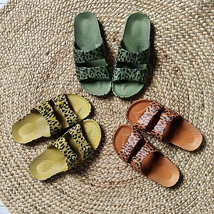 Kindermusthaves - SUMMER TIP: Freedom Moses slippers!