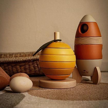 Kindermusthaves - Het houten speelgoed van Konges Slojd!