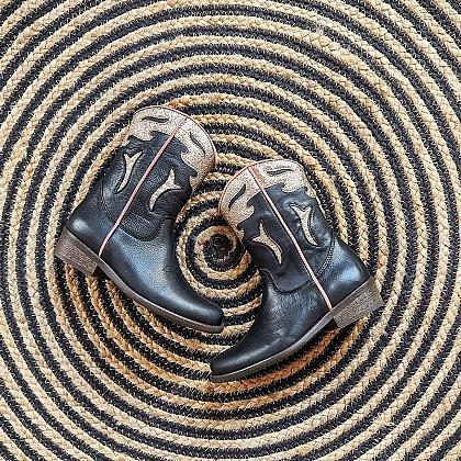 Kindermusthaves - Toffe cowboyboots!