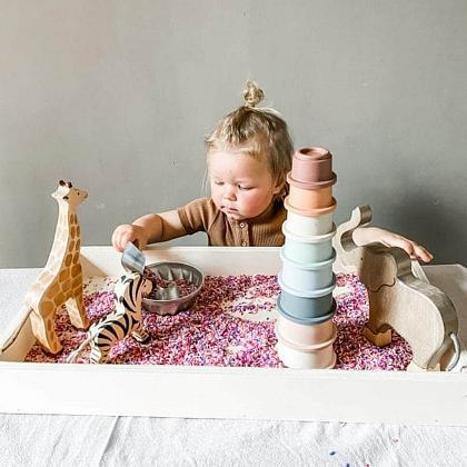Kindermusthaves - Cadeautip: houten speelbak!