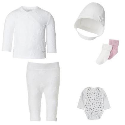 Kindermusthaves - Unisex newborn setje
