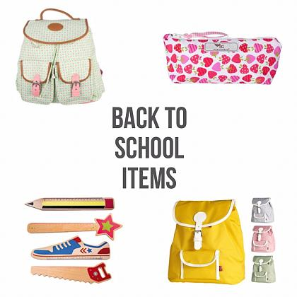 Kindermusthaves - Onze favo back to school items!