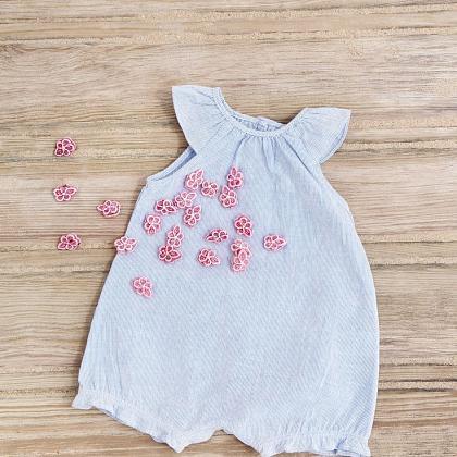 Kindermusthaves - Zomer onesie Petit Bateau