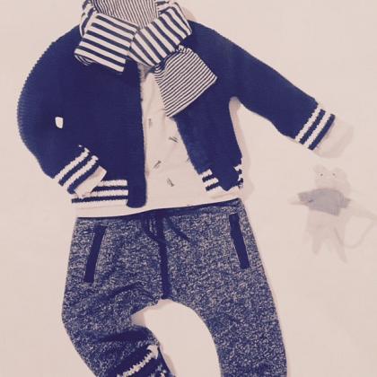 Kindermusthaves - Kleren voor een babykerel!