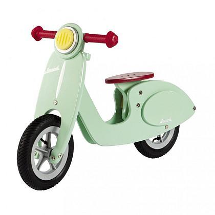 Kindermusthaves - Gekke houten scooter!