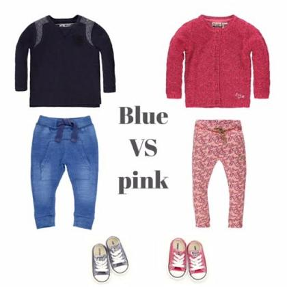 Kindermusthaves - Blue vs Pink!