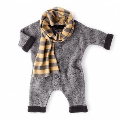Kindermusthaves - De perfecte zondag onesie!