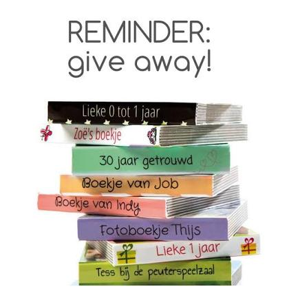 Kindermusthaves - REMINDER: Give Away!