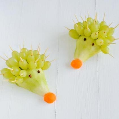 Kindermusthaves - Fruit egeltjes!
