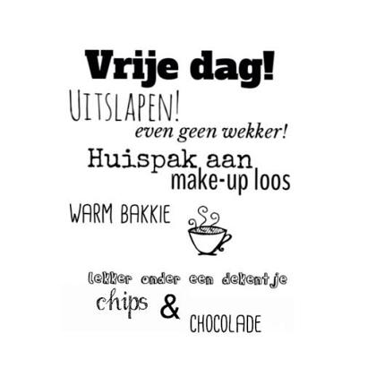 Kindermusthaves - ZONDAG QUOTE