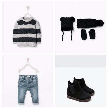Kindermusthaves - Happy winter look!
