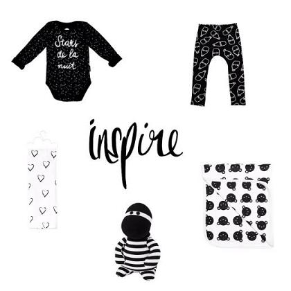 Kindermusthaves - Black & White!