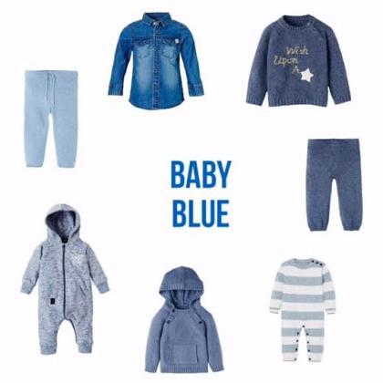 Kindermusthaves - Boys like blue!