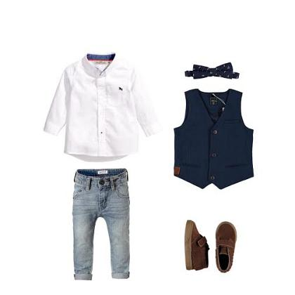 Kindermusthaves - Glamour boy!