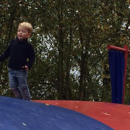 Kindermusthaves - Eef blogt: Buiten plassen!