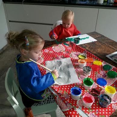 Kindermusthaves - Anne Floor blogt: Onregelmatig werken!