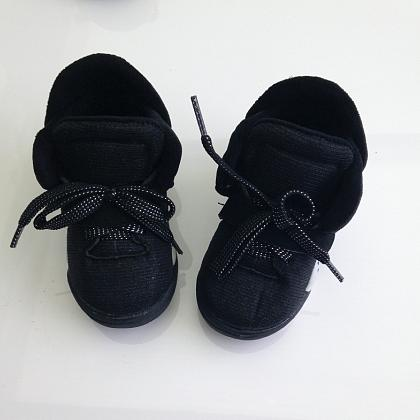 Kindermusthaves - Black booties!