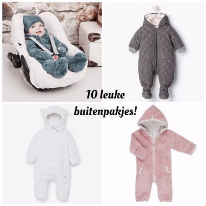 Kindermusthaves - De leukste winterpakjes!