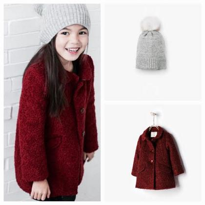Kindermusthaves - WHEN IN DOUBT WEAR RED!