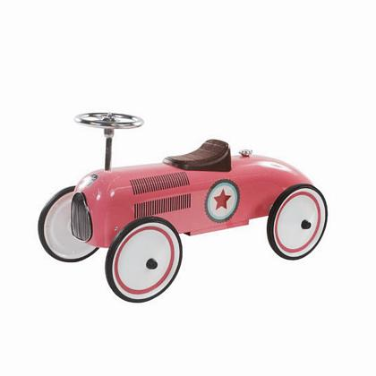 Kindermusthaves - Retro loopwagen!