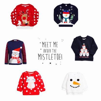Kindermusthaves - Leukste kersttruien!