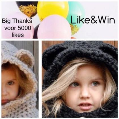 Kindermusthaves - FEEST! 5000 volgers op Instagram!