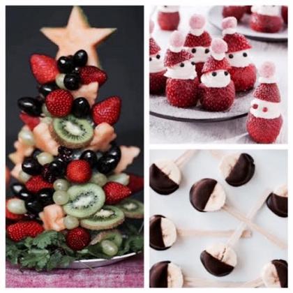 Kindermusthaves - Vrolijke kerstsnacks!