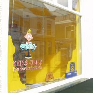 Kindermusthaves - Kinderknipsalon Kids Only: waar knippen een feestje is!