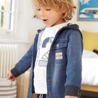 Kindermusthaves - Denim cool!
