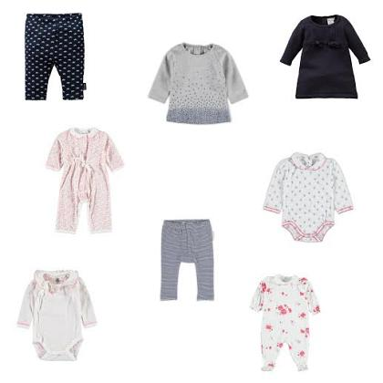 Kindermusthaves - 12x newborn musthaves voor girls!