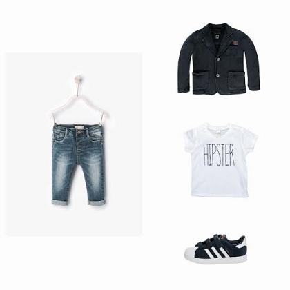 Kindermusthaves - Sporty chic!