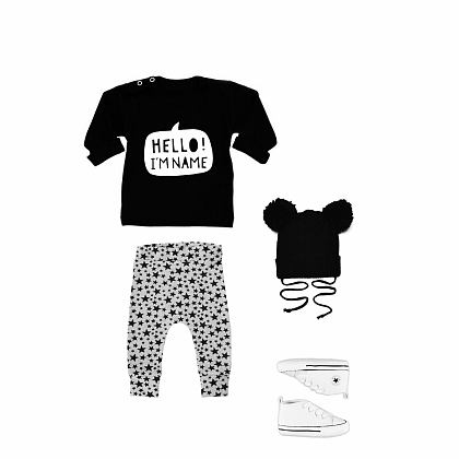 Kindermusthaves - Hello I'm .... !