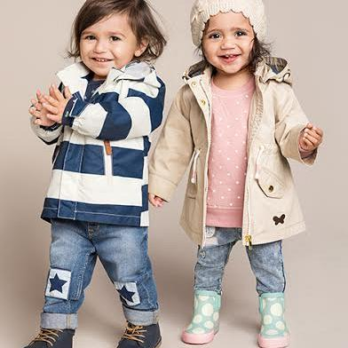 Kindermusthaves - Let's go for parka!